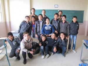 کلاسهای ترم پاییز زمستان 1391 دانش آموزی