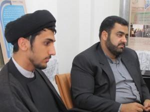 بازدید معاونت فرهنگی سازمان زندان های استان اصفهان از مرکز عترت ماندگار نبوی