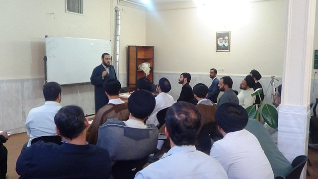 برگزاری دومین جلسه کارگاه تربیت مشاوره