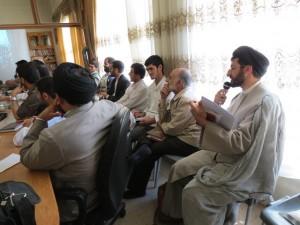 برگزاری چهارمین جلسه کارگاه مدیریت تربیتی