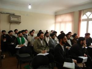 اولین جلسه کارگاه تربیت مشاور قم