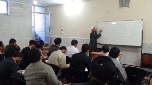اولین جلسه کارگاه آموزش پاسداری از سلامت