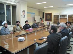 مرکز سادات در میان سادات غیور لرستان