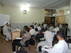 برگزاری چهارمین کارگاه تربیت مشاور مرکز قم