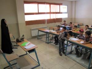 کلاس های تابستان پسران 1392