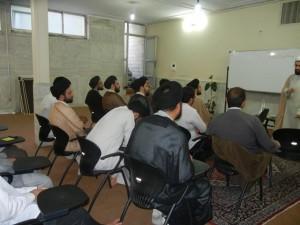 جلسه توجیهی مبلغین اعزامی از قم به سیستان و لرستان