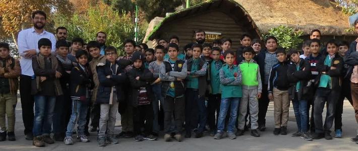 اردوی زیارتی سیاحتی